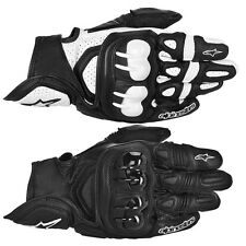 New Alpinestars Motorcycle Bike Protective Leather GP-X Riding Gloves Size S-3XL