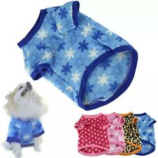 DOG JUMPER HOODY TOP COAT CLOTHES TEACUP PUPPY CHIHUAHUA XS 16CM YORKIE TOY XXS