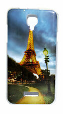 Soft Transperent Printed Design Mobile Back Cover Case Cover For Lyf Flame 5
