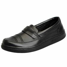 Liberty Warrior Men's 2078-02 Black Formal Slip on
