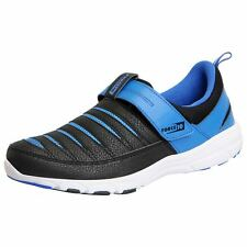 Liberty Force 10 Men's Rs-016 Black Sports Running Shoes