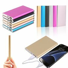 Super Thin 10400MAH External Power Bank Mobile Phone Battery Power Charger TR