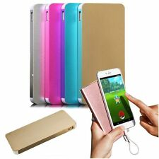 Ultrathin 10000mAh Portable External Battery Charger Power Bank for CellPhone KH