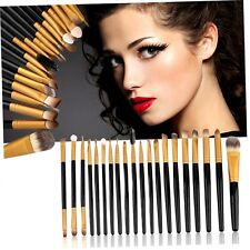 New set of 20 Professional pieces brushes pack complete make-up brushes Y1
