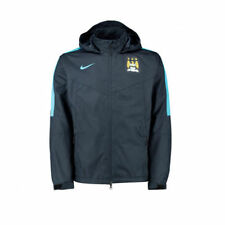 2015-2016 Nike Manchester City FC Storm Fit Rain Men`s Jacket 688155 476 Navy