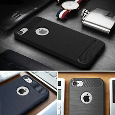 Shockproof Silicone Protective Case Cover For Apple iPhone 7 7 Plus 6s 6 Plus