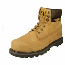 Mens Caterpillar Honey Lace Up Ankle Boots Colorado