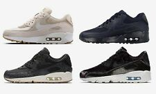 Nike Air Max 90✔ Sale Leder Leather Ultra Mesh NS SE Frauen Schuhe Sneakers NEU
