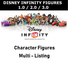 Disney Infinity Figures Characters 1.0 2.0 =Wii/Wii U/PS3/PS4/ Xbox 360/One /3DS