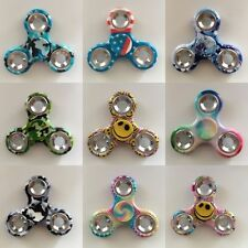 Fidget Spinner Finger EDC Focus Street Reliever Hand Toy Gift For Kids Adults