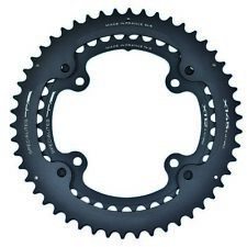 road chainring x145 50t campagnolo 11s 145mm bcd aluminium anthracite Specialite