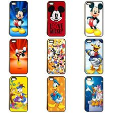 MICKEY MOUSE MINNIE DONALD DUCK DISNEY PHONE CASE COVER FOR APPLE iPhone SAMSUNG