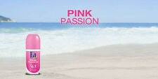 Fa Roll-on 50 ml Pink Passion (glass)