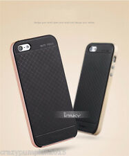100% Original iPAKY PC+TPU Hybrid Back Case Cover Bumper *Apple iPhone 5/5S/SE*