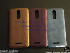 Dotted Matte Soft TPU Back Case Cover For Xolo Era 2X