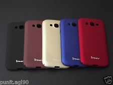 4 Cut Hard Matte Back Case Cover for Samsung Galaxy Grand Duos i9082