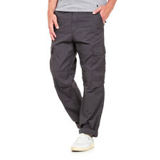 "Carhartt WIP - Regular Cargo Pant ""Columbia"" Ripstop, 6.5 oz Blacksmith Rinsed"