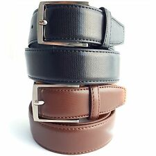 Genuine Leather Men's Dress Business Belt + Free Express Shipping  RRP$49.95