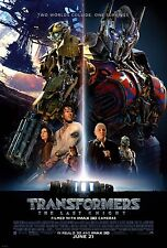 TRANSFORMERS THE LAST KNIGHT POSTER A4 A3 A2 A1 CINEMA MOVIE LARGE FORMAT #3