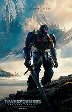 TRANSFORMERS THE LAST KNIGHT POSTER A4 A3 A2 A1 CINEMA MOVIE LARGE FORMAT #4