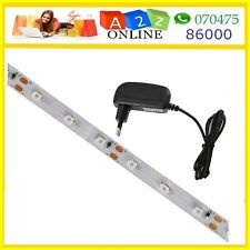 2Set(2*5m=10Meter)LED Strip3528 60smd/m-CW/WW/Red/Green/Blue-With PowerSupplies