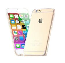 Transparent Clear HD TPU Slim fit Back Case Silicone Soft Cover for Apple Iphone