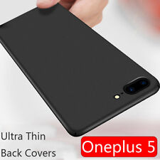 One plus Five 1+5 One Plus 5 Ultra Thin Rubberized Hard Matte ipaky back Cover