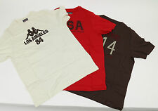 KAPPA Homme Tee-shirt 3er Pack 3 PACK- AUTHENTIQUE Etats-Unis - 301trm0 - 319