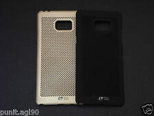 Loopeo Hard Back Shell Case Cover Net Mesh Dotted For Samsung Galaxy Note 7