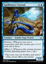 4x Tessimagie Eterna - Spellweaver Eternal MTG MAGIC HOU Eng/Ita