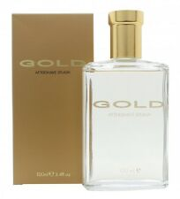 PARFUMS BLEU LIMITED GOLD AFTERSHAVE PARA ÉL. NUEVO
