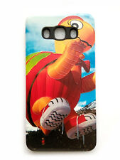 FUNDA CARCASA ANTIGOLPE MOVIL PARA SAMSUNG GALAXY J7 2016 J710 PINTURA RELIEVE