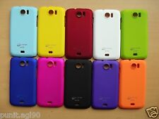 Premium Hard Back Shell Cover Case Matte For Micromax Canvas 2 A110 Print
