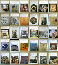 Antiquarian Horology Collectible Clock Reference Wide Choice From 1981 - 2015