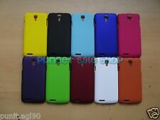 Premium Hard Back Shell Cover Case Guard For Micromax Canvas Juice A77 A177 PLAI