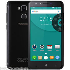DOOGEE Y6 Android 6.0 5.5 pulgadas 2.5d Pantalla 4g PHABLET mtk6750 Octa Core
