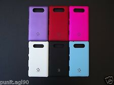 Premium Imported Hard Back Shell Cover Case Matte For Nokia Lumia 820 CAP