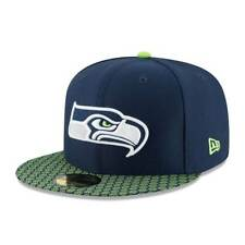 New Era Seattle Seahawks 2017 linea laterale On-Field NFL 59FIFTY Cappello su