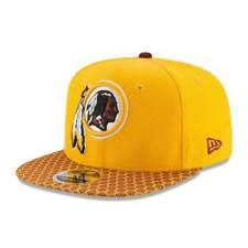 NEW ERA WASHINGTON REDSKINS 2017 linea laterale On-Field NFL Cappellino