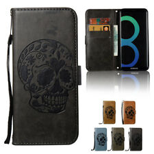 Wallet PU Leather Hybrid Rugged Soft Stand Case Cover For Samsung Gala