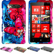 Hard Plastic Shell Cover with Unique Design Phone Case for Nokia Lumia