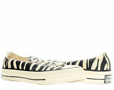 Converse Chuck Taylor All Star OX 70' Zebra Low Top Sneakers 144683C