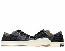 Converse Chuck Taylor All Star '70 Black Low Top Sneakers 147123C