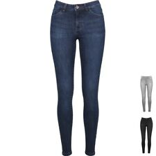 Urban Classics Ladies magrissime denim pantaloni