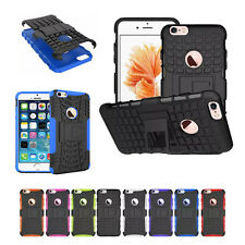 Heavy Duty Rugged TPU Hard Shell Combo Bracket Case Cover For iPhone 6