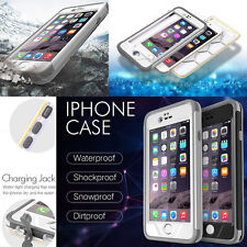 Unique Shockproof Waterproof Snowproof ID Case Cover for Apple iPhone