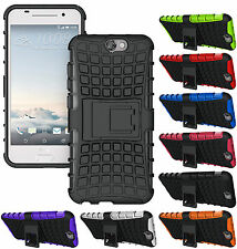 NEW GRENADE GRIP RUGGED TPU SKIN HARD CASE COVER STAND FOR HTC ONE A9