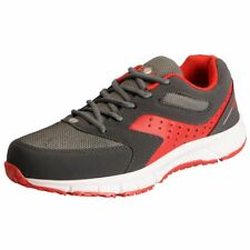 Action Grey Red Men's Sports Running Shoes
