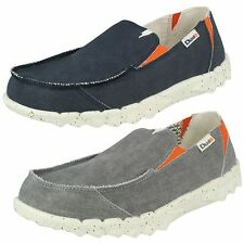 UOMO HEY DUDE di tela casual scarpe slip-on FARTY FUNK