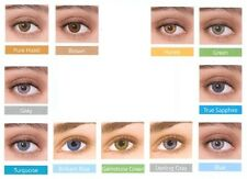 Fresh Colored Contact Lenses Kontaktlinsen Coloured Contact Lens Color lentillen